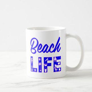 Beach Life  FB.com/USAPatriotGraphics © Coffee Mug