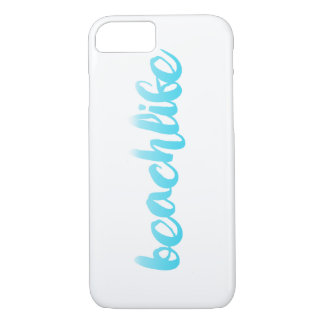 Beach Life iPhone 7 case