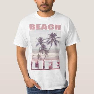 Beach life palm trees T-Shirt