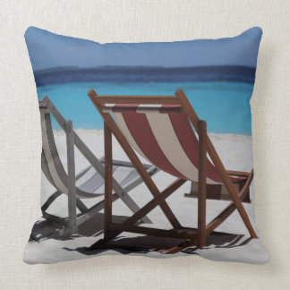 Beach Lounge Chairs Pillow