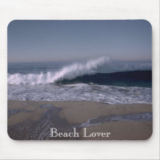 Beach Lover Mouse Pad
