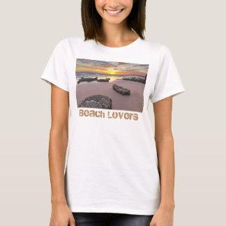 Beach Lovers - Summer season theme T-Shirt