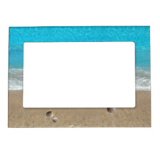 Beach Magnetic Picture Frame