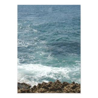 Beach Meets Ocean Card
