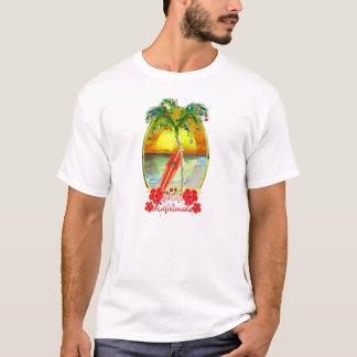 Beach Mele Kalikimaka T-Shirt