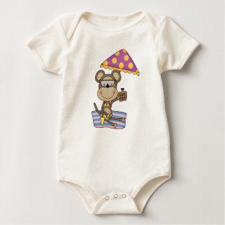 Beach Monkey Sun Tan Tshirts and Gifts