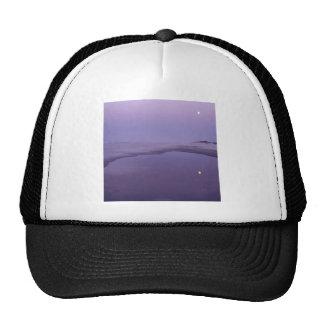 Beach Moonlight Santa Rosa Island Seashore Cap