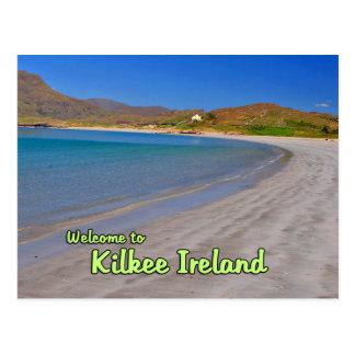 Beach Near Kilkee Ireland Post Cards