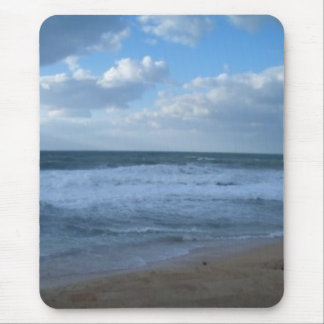 beach/ocean/sky mouse pad