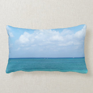 Beach ocean view throw pillow throw cushion