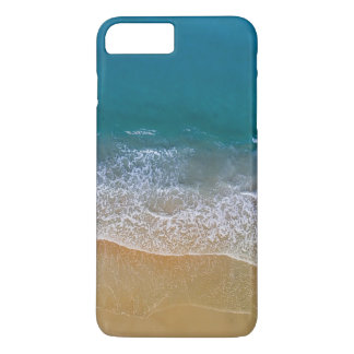 Beach Ocean Waves Cell Phone Case