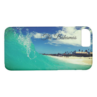 Beach Of The Bahamas iPhone 8/7 Case