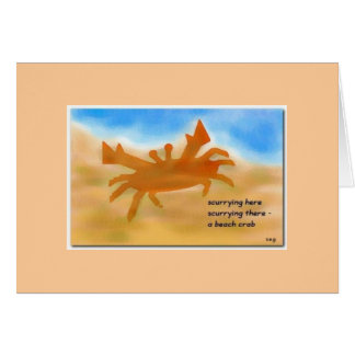 Beach Party Invite or Greeting Card