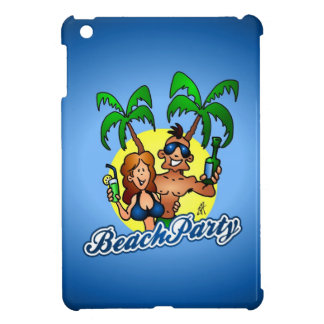 Beach Party iPad Mini Covers