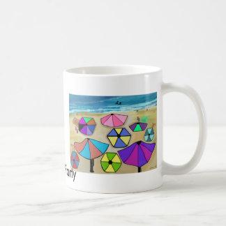 Beach Party Classic White Coffee Mug