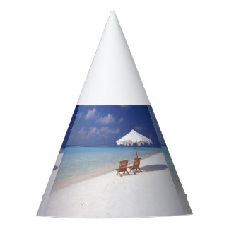 Beach Party Party Hat