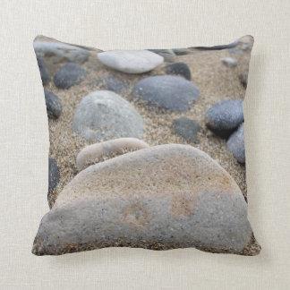 Beach Pebbles Cushion