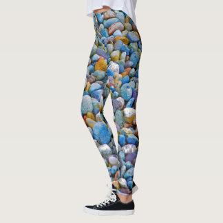Beach Pebbles Leggings