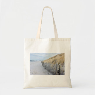 Beach photography tote bag