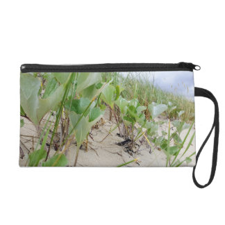 Beach plants summer wristlet