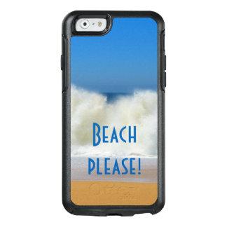 Beach Please! Beach scene phone case