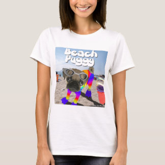 Beach Puggy T-Shirt