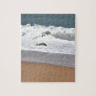 BEACH QUEENSLAND AUSTRALIA JIGSAW PUZZLE