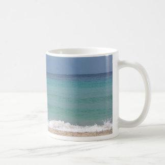 beach relax mug