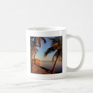 Beach Roatan Honduras Classic White Coffee Mug