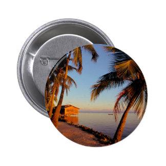 Beach Roatan Honduras Pins