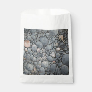 Beach Rocks and Stones Pebbles Favour Bags