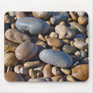 Beach Rocks Mouse Pad