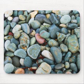 Beach Rocks Mouse Pad