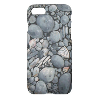 Beach Rocks Pebbles Stones iPhone 8/7 Case