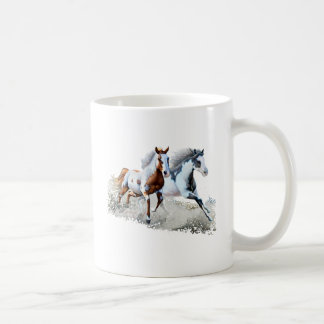 Beach Run Coffee Mug