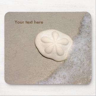 Beach Sand dollar Scenic Mouse Pad