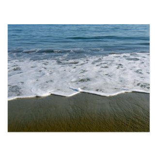 Beach/Sand/Waves Postcard