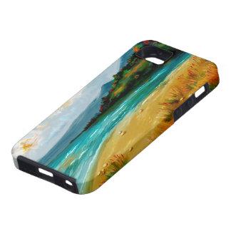 Beach Scene - iphone 5 case