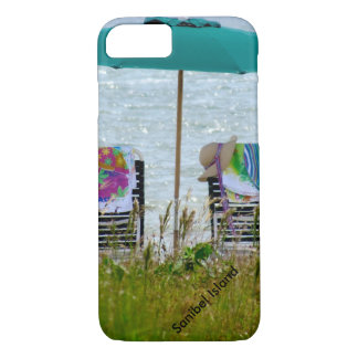 Beach scene iPhone 7 case