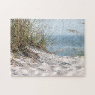 Beach scene puzzle. jigsaw puzzle