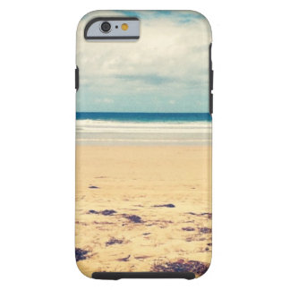 Beach Scene Tough iPhone 6 Case