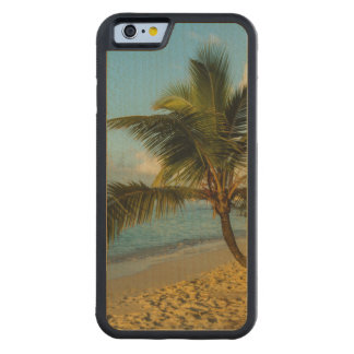 Beach scenic maple iPhone 6 bumper case
