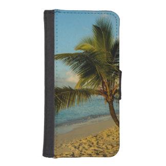 Beach scenic iPhone 5 wallet