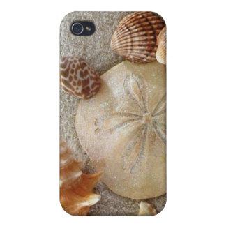 Beach Sea Shells iPhone 4 Case - Beach Theme
