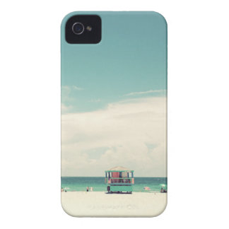 Beach Shack iPhone 4 Covers