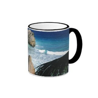 Beach Shack Coffee Mugs