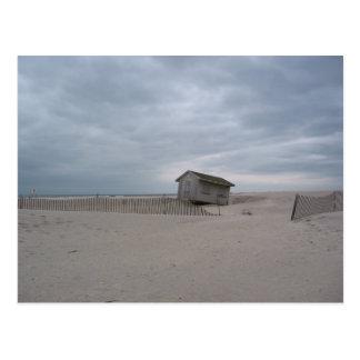 Beach Shack Postcard