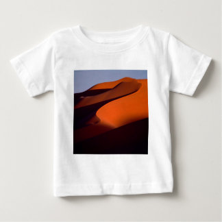 Beach Shadows In The Sand Morocco Baby T-Shirt