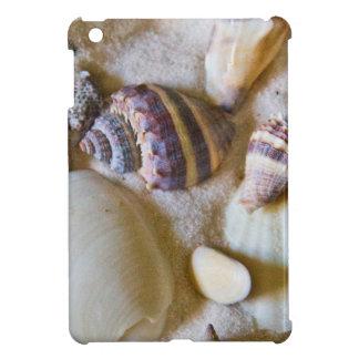 Beach Shells Theme #2 iPad Mini Cases