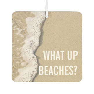 Beach Shore Car Air Freshener